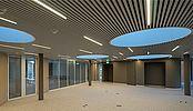 Construction d'un bâtiment administratif à Neuenegg pour Pharmatic AG