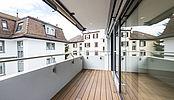 Construction d'un immeuble de 16 appartements en PPE à Lausanne pour Anco & Cie SA