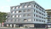 Bâtiment de logements locatifs pour étudiants, personnes seules ou retraités à Givisiez
