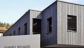 Surélévation du site de production de Gimmel Rouages SA à Villiers