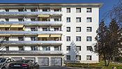 Rénovation immeuble Suettaz 7-9-11 à Prilly pour le FIR Fonds Immobilier Romand