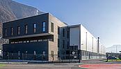 Centre Romand de Bogies - Construction d'un atelier industriel et locaux administratifs à Villeneuve pour Rail Tech SA